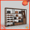 Wood Wall Display Rack for Showing Bags