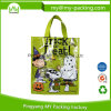 Custom Print BOPP Coating Non-Woven Bag Shopping Bag