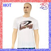 Subliamtion Sports Wear Custom Neck T-Shirts for Man