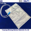 2000ml Medical Urine Collection Bag Drainage Bag for Adult Without Valve