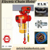 Stable Design 0.5ton Electric Chain Hoist with Hook and Electric Trolley