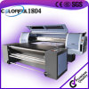 Roll Fabric Digital Printing Machine with 4 Industrial Printheads