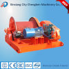 Best 220V Electric Winch with Customized Drawing