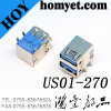 High Quality 3.0 Dual USB Socket a Tyoe USB Connector