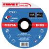 115X1.0X22.2 Abrasive Disco De Corte Abrasivos