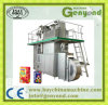 Paper Carton Brick Pack Aseptic Filling Machine