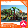 Attractive Outdoor Playground Slide Equipment for Children