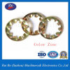 Machinery Parts DIN6797j Internal Teeth Lock Washer/Steel Washer