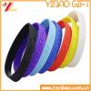 Wholesale Custom Logo Silicone Wristbands (YB-AB-010)