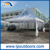 Transparent PVC 6X6m Pagoda Tent High Peak Outdoor Tent