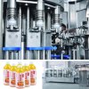 Automatic Juice Bottle Filling Machine