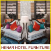 Oak Wooden Frame Sectional Sofa Furniture for Hotel Lobby