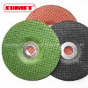 Resin Bonded Grinding Wheel for Metal 125X6.4X22.2mm