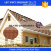 Colorful Aluminum Building Roof Material Stone Coated Metal Roof Tiles