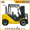 Un Self Loading Diesel Forklift Mini 4 Ton for Sale
