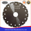 105-300mm Segmented U Slots Electroplated Diamond Saw Blades for Marble and Granite Cutting