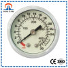 Custom Mini Air Pressure Gauge 0-30 ATM / 400 Psi Medical Oxygen Pressure Gauge