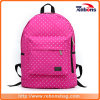 Customized Printed Promotional Wholesale Preppy Backpack with Full Lining Inside