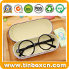 Metal Tin Box Reading Glasses Tin Case