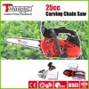 Top Handle Chainsaw 25.4cc Powerful Carving Ce, GS, Euro II Certification