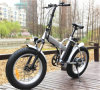 Mini Folding Fat Tire E Bike 48V 500W