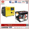 5kw 5kVA 6kVA Electric Portable Open/Silent Air-Cooled Diesel Generator
