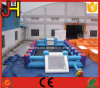 Inflatable Human Foosball Game Inflatable Table Football for Kids