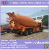Shaanxi Shancman Concrete Agitator 8000-12000L Cement Mixer Truck