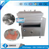Zkjb-150 Industrial Vacuum Sausage Mince Meat Mixer Machine for Commercial Meat Mixing