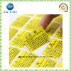 Color Clear PU Epoxy Resin Dome Sticker (JP-s044)