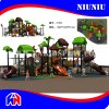 Latest Fashionable Kids Outdoor Soft Playground Equipment