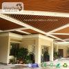 Engineered Indoor WPC Wood Composite PVC Ceiling