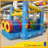 Lovely Shape Slide Inflatable Obstacle Course for Sale (AQ0137)