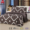 Queen Size Microfiber Polyester Pansonic Quilts Matching with Pillow
