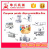 Full Automatic Pringle Potato Chip Making Machine Price