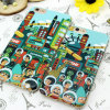 iPhone 6s Plus Custom Patter Cover Mobile Cell Phone Case