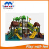 New Style Kids Playground Equipment Outdoor Garden Play System