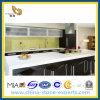 White Artificial Quartz for Kitchen Countertop