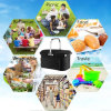 Wholesale Mini Picnic Basket (SP-316)