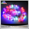 Battery Operated Color Changing LED String Light with Petal