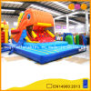Fish Moving Mouth Inflatable Standard Slide Home Use Mini Inflatable Slide (AQ802)