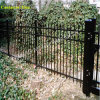 Anti-RAM Barrier with Ornamental Steel Fence (XM3-28)