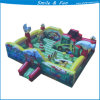 Kids Inflatable Sport Playhouse Kids Land Inflatable Toddler Yard Funland