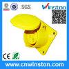 313-4/323-4 3pin Induastrial Waterproof Socket 110V~130V