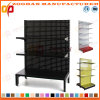 Customized Supermarket Retail Iron Wall Display Shelving Shelf (Zhs574)