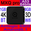 Android TV Boxes A53 64bits Processor
