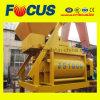 Construction Equipment High Speed Js1000 Twin Shaft Concrete Mixer