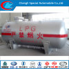 ASME Standard 2.5ton 5000L LPG Storage Tank for Sale