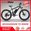 Electric Fat Bike 3000W Electric Fat Bike 500W