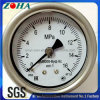 Ss Severe Service Gauges with Back Connection for Russia Market